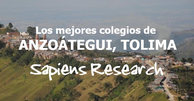 Los mejores colegios de Anzoátegui, Tolima
