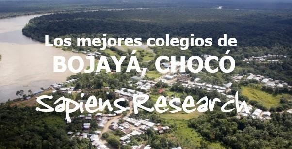 Los mejores colegios de Bojayá, Chocó