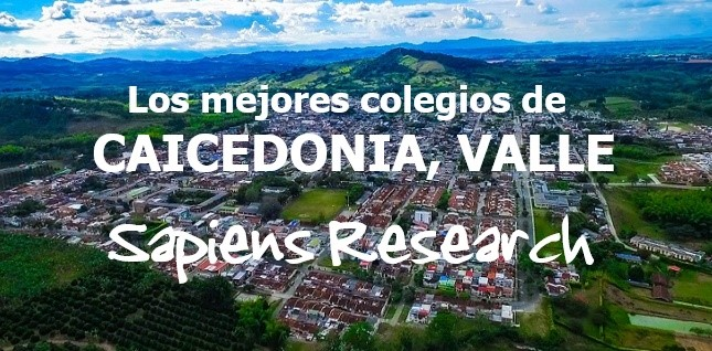 Los mejores colegios de Caicedonia, Valle