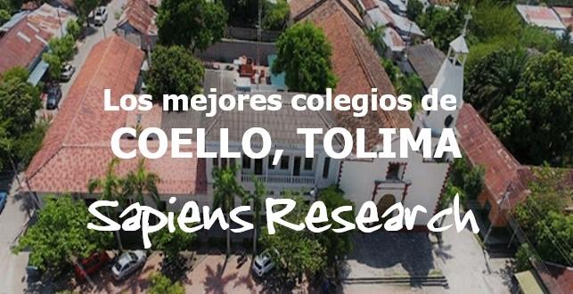 Los mejores colegios de Coello, Tolima