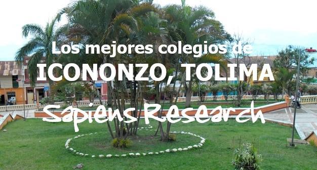 Los mejores colegios de Icononzo, Tolima
