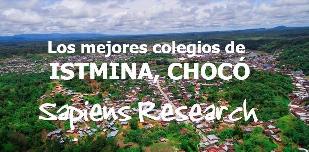 Los mejores colegios de Istimina, Chocó