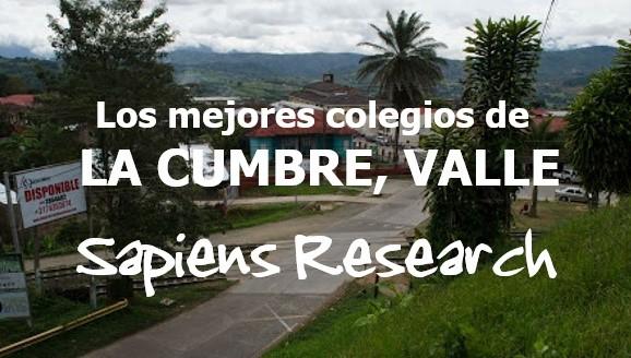 Los mejores colegios de La Cumbre, Valle
