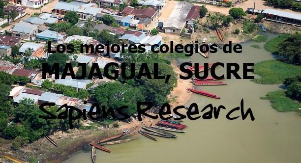 Los mejores colegios de Los Majagual, Sucre