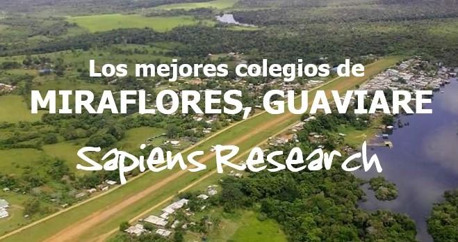 Los mejores colegios de Miraflores, Guaviare
