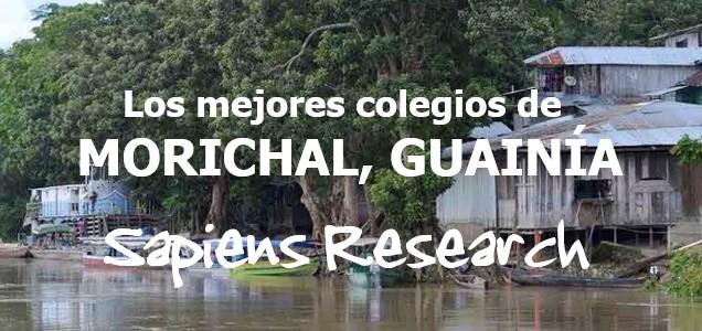 Los mejores colegios de Morichal, Guainía