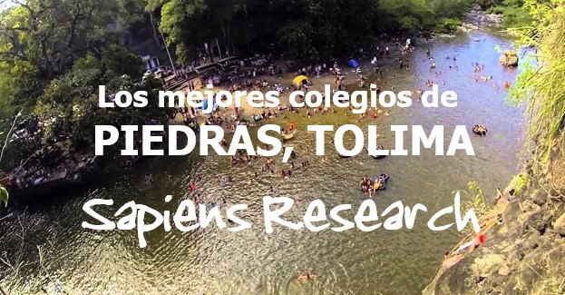 Los mejores colegios de Piedras, Tolima