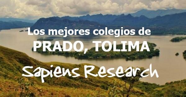 Los mejores colegios de Prado, Tolima