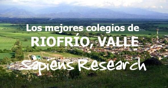Los mejores colegios de Riofrío, Valle