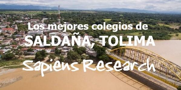Los mejores colegios de Saldaña, Tolima
