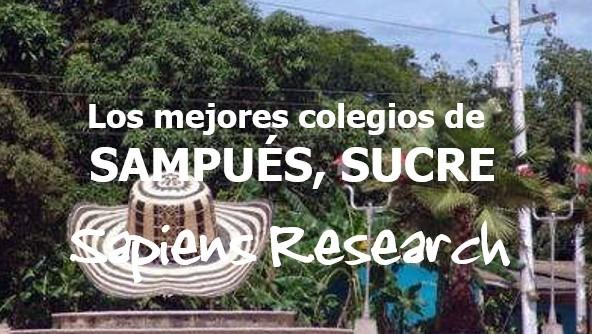 Los mejores colegios de Sampués, Sucre