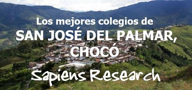 Los mejores colegios de San José del Palmar, Chocó