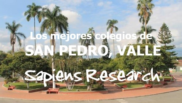 Los mejores colegios de San Pedro, Valle