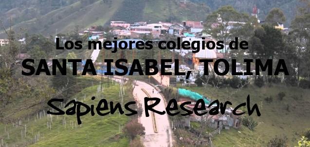 Los mejores colegios de Santa Isabel, Tolima