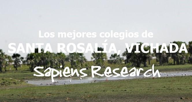 Los mejores colegios de Santa Rosalía, Vichada