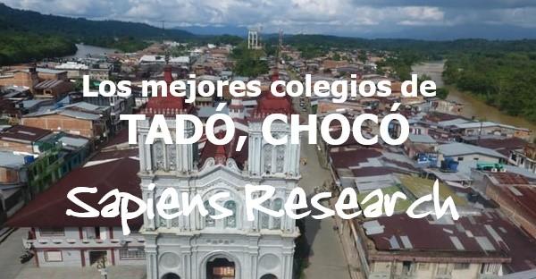 Los mejores colegios de Tadó, Chocó