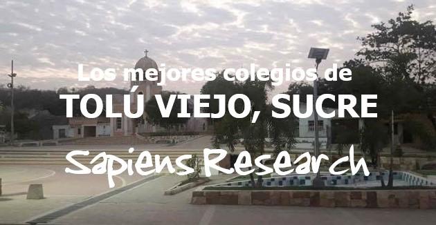 Los mejores colegios de Tolú Viejo, Sucre