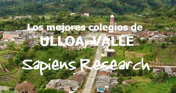 Los mejores colegios de Ulloa, Valle