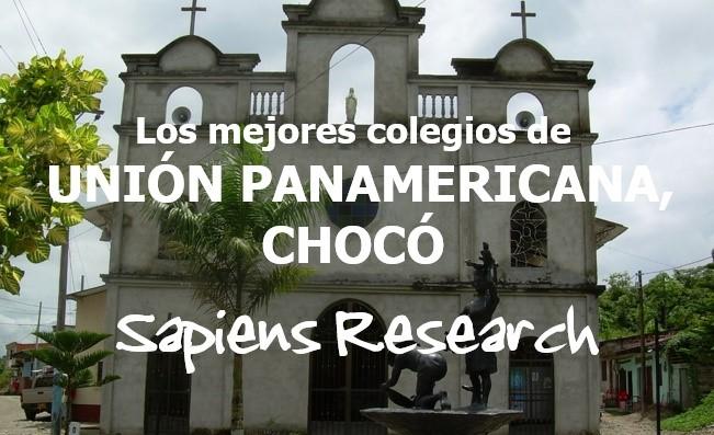 Los mejores colegios de Unión Panamericana, Chocó