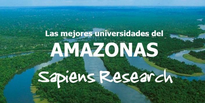Las mejores universidades del Amazonas
