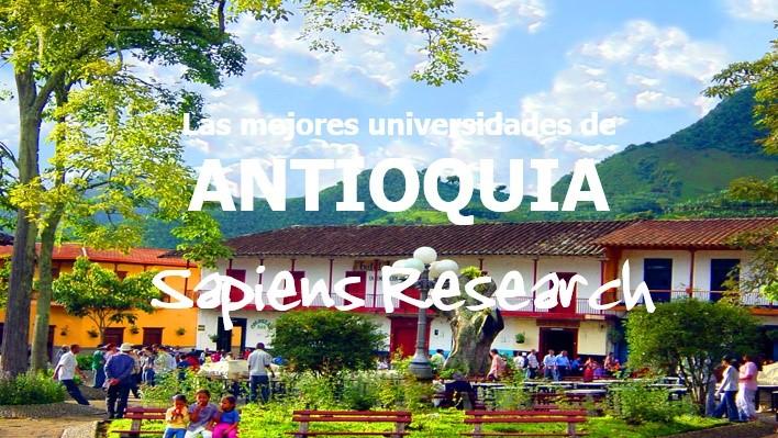 Las mejores universidades de Antioquia
