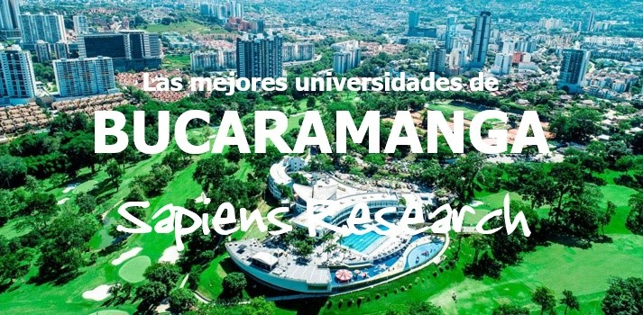 Las mejores universidades de Bucaramanga