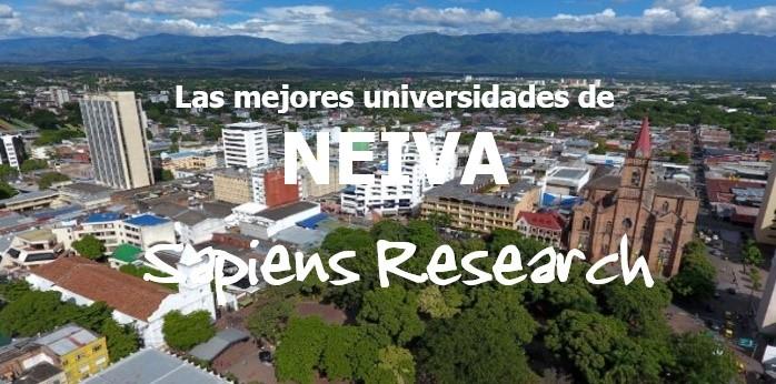 Las mejores universidades de Neiva