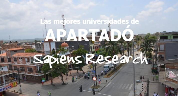 Las mejores universidades de Apartadó