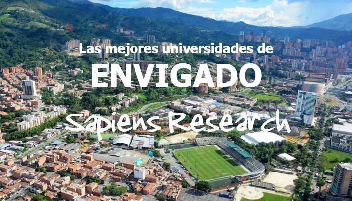 Las mejores universidades de Envigado