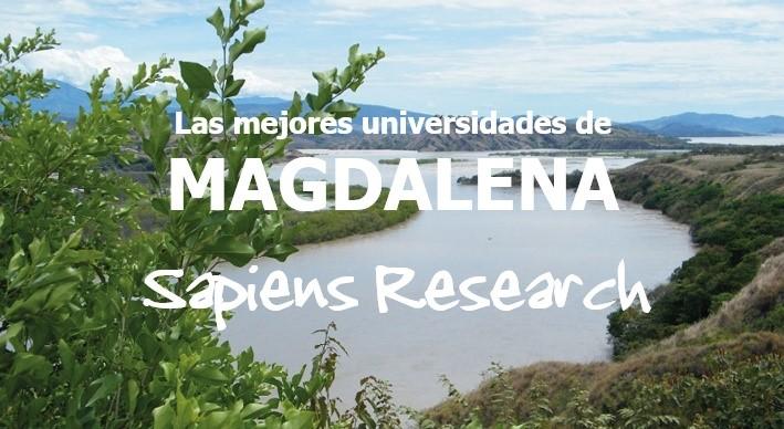 Las mejores universidades de Magdalena