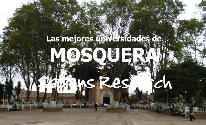 Las mejores universidades de Mosquera
