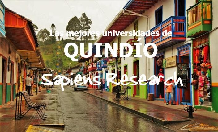 Las mejores universidades de Quindío