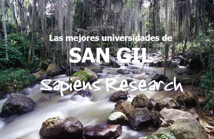 Las mejores universidades de San Gil