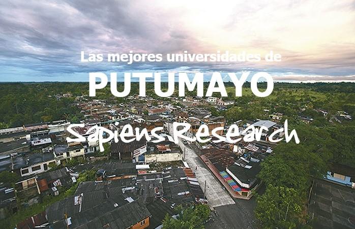 Las mejores universidades de Putumayo