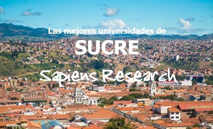Las mejores universidades de Sucre