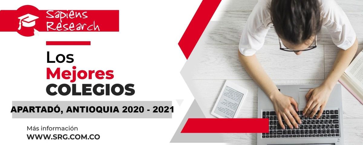 Ranking mejores Colegios-Apartado, Antioquia 2020-2021