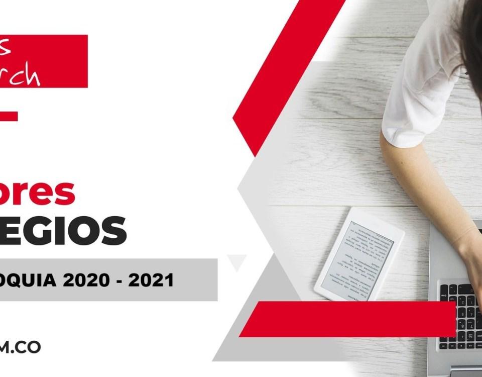 Ranking mejores Colegios-Caldas, Antioquia, Colombia 2020-2021