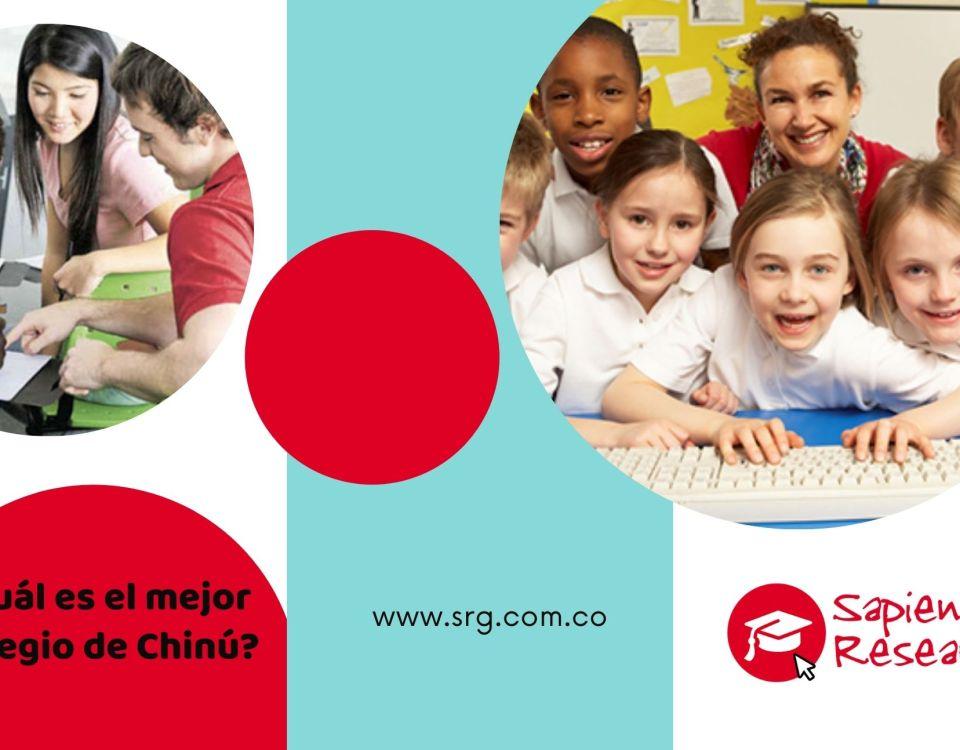 ¿Cuál es el mejor colegio de Chinú?
