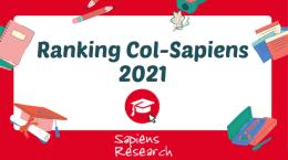 Ranking Col-Sapiens 2021