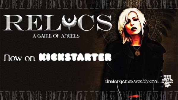Game designer interview:  Relics by Tin*Star Games