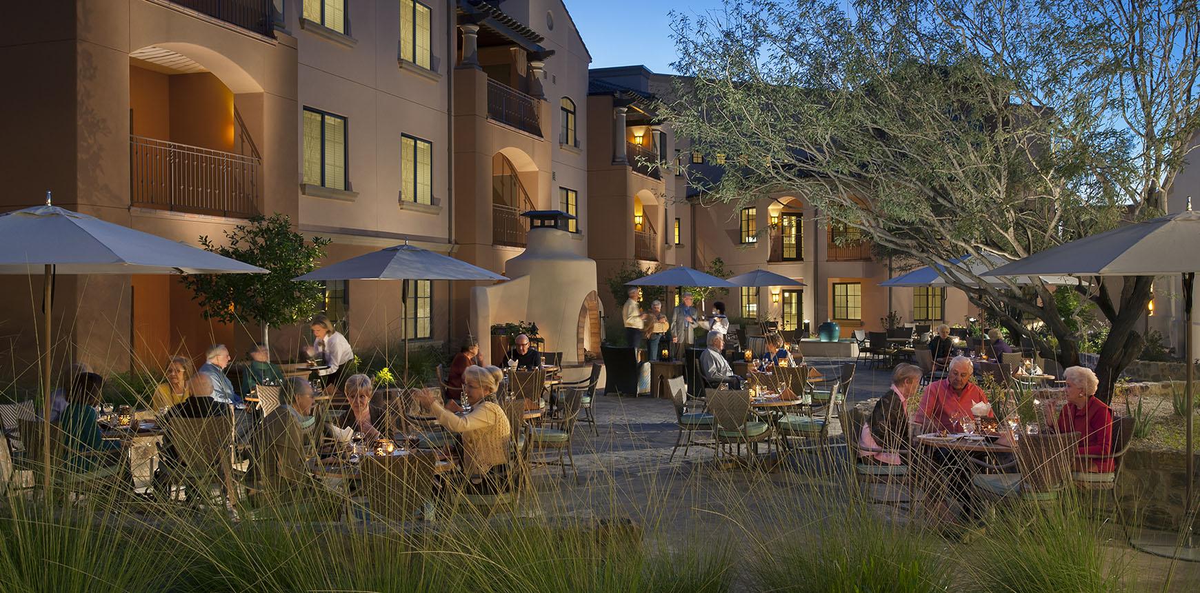 Senior Living in Scottsdale AZ  Maravilla Scottsdale