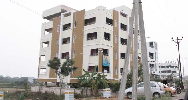Srikakulam office building of Sri Aditya Township