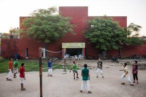The Judo Training Center in Gurdaspur, Punjab, India. August 04, 2016.