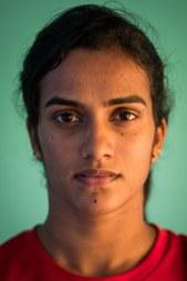 PV Sindhu, Badminton Player.