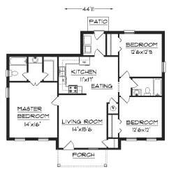 Simple House Diagram 2002 Saturn Stereo Wiring Plans Home Residential How To Choose The Right Plan For Your New