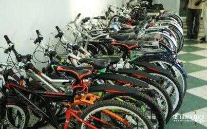 A bicycle tour remember in Jaffna Sri Lanka