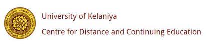 University of Kelaniya External Degree