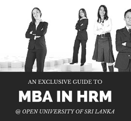 MBA in HRM