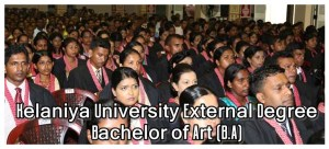 Kelaniya University External Degree