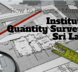 Institute of Quantity Surveyors Sri Lanka